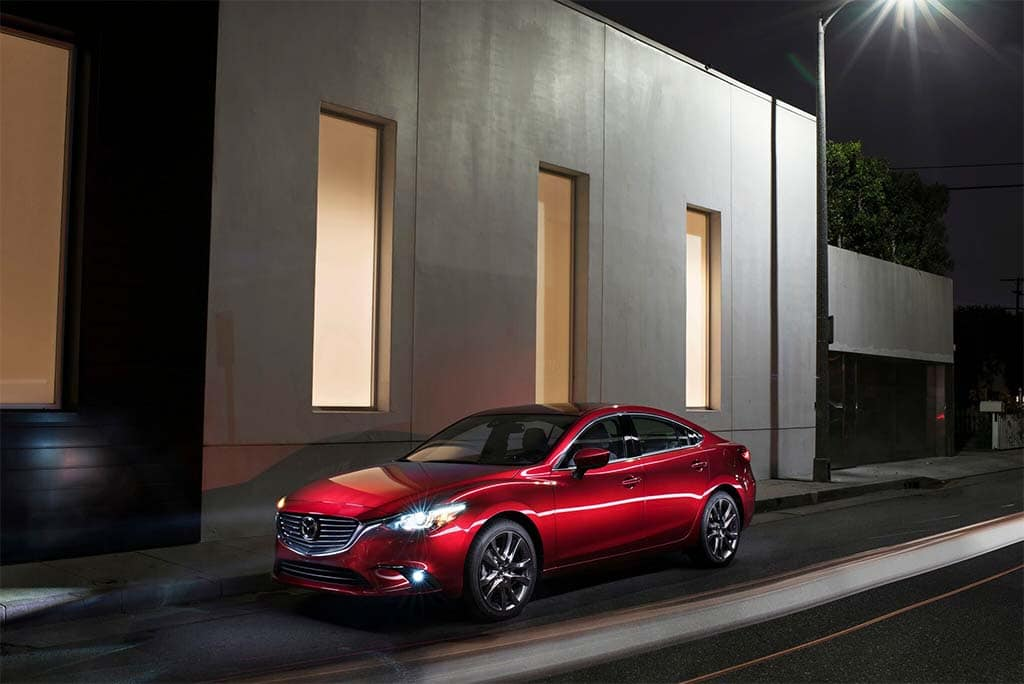 Mazda 6 debuts with G-Vectoring control