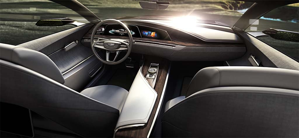 Cadillac Shifts Design Direction With Escala Concept