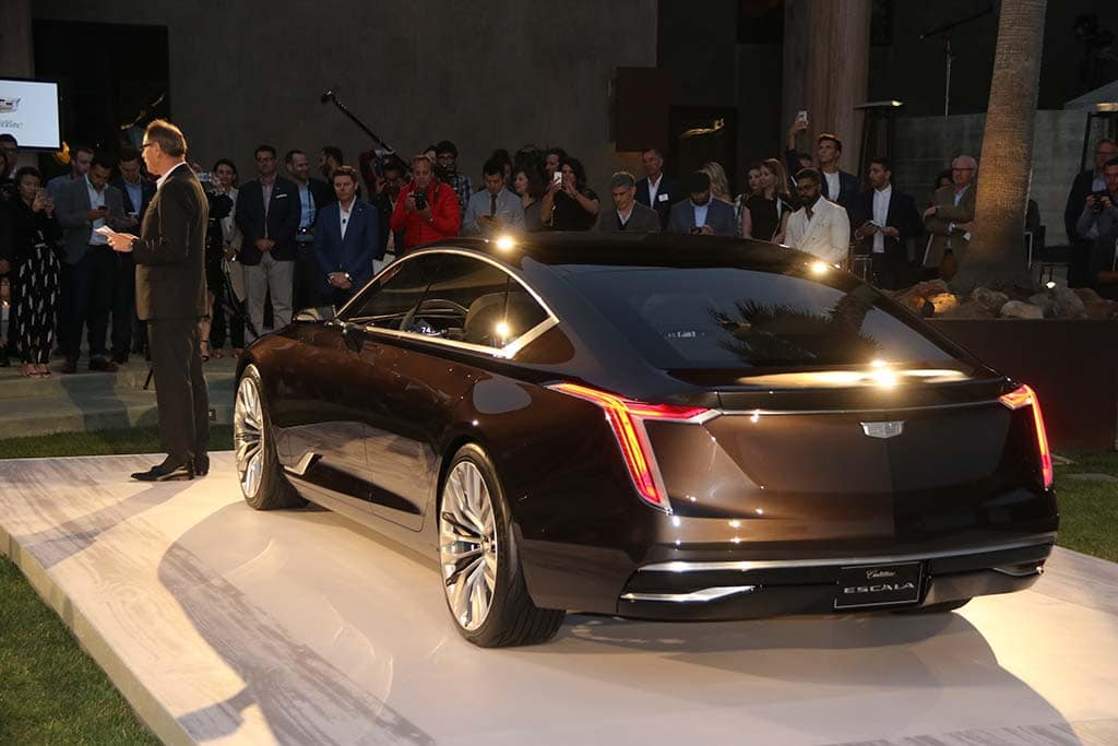 cadillac shifts design direction with escala concept. Cars Review. Best American Auto & Cars Review