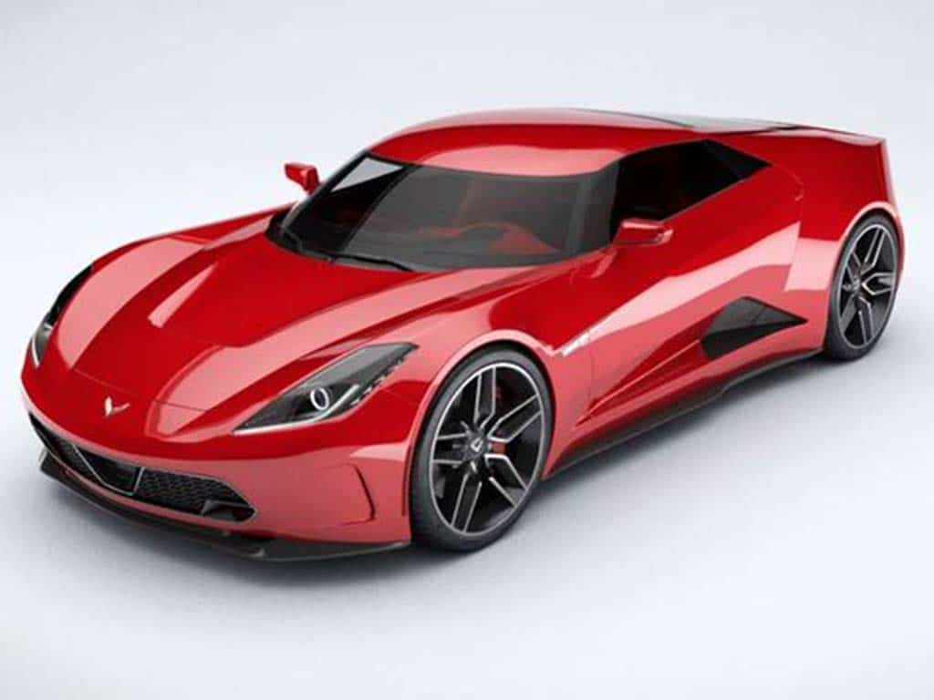 Long Just A Rumor Mid Engine Corvette May Soon Become
