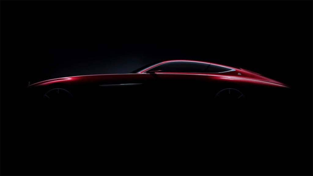 Six-metre-long Maybach concept coupe teased