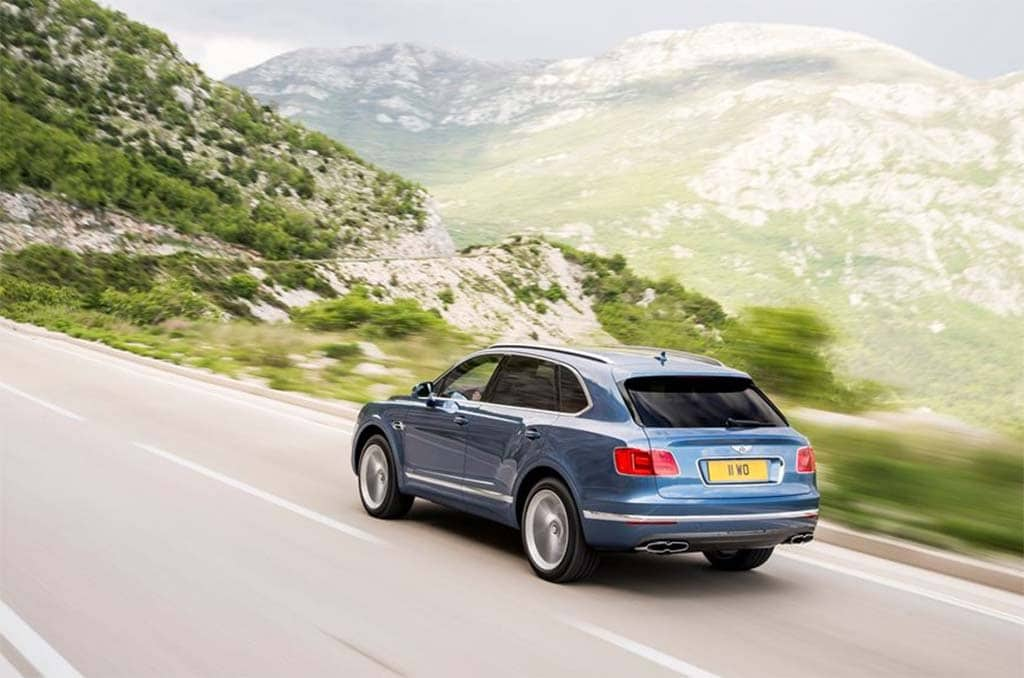 Bentley Debuts First Diesel With 2017 Bentayga Thedetroitbureau