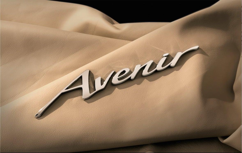 Buick Launching All-New Avenir Sub-Brand