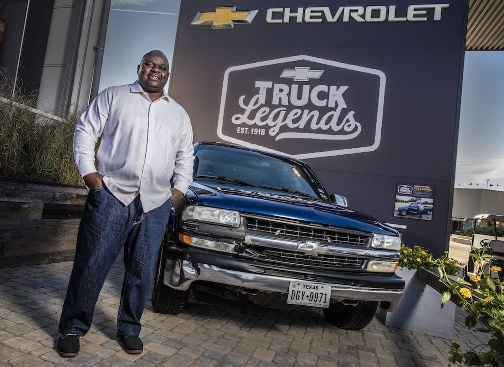 Trucks Take Top Tier at Texas State Fair