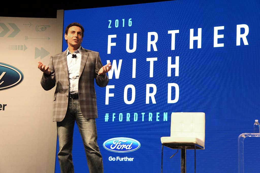 Ford CEO: Trump Wrong About Mexico Move, 'We Are a Global Company'