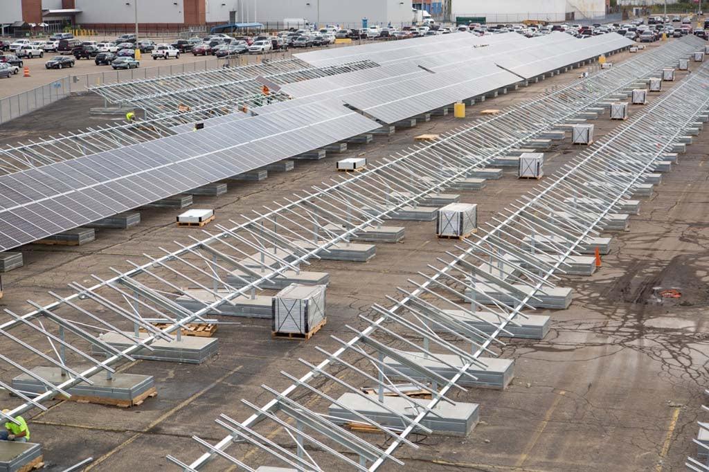 GM Increases Use of Renewable Energy