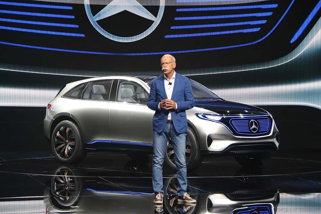 Mercedes-Benz Taps Bremen Facility for EQ Project