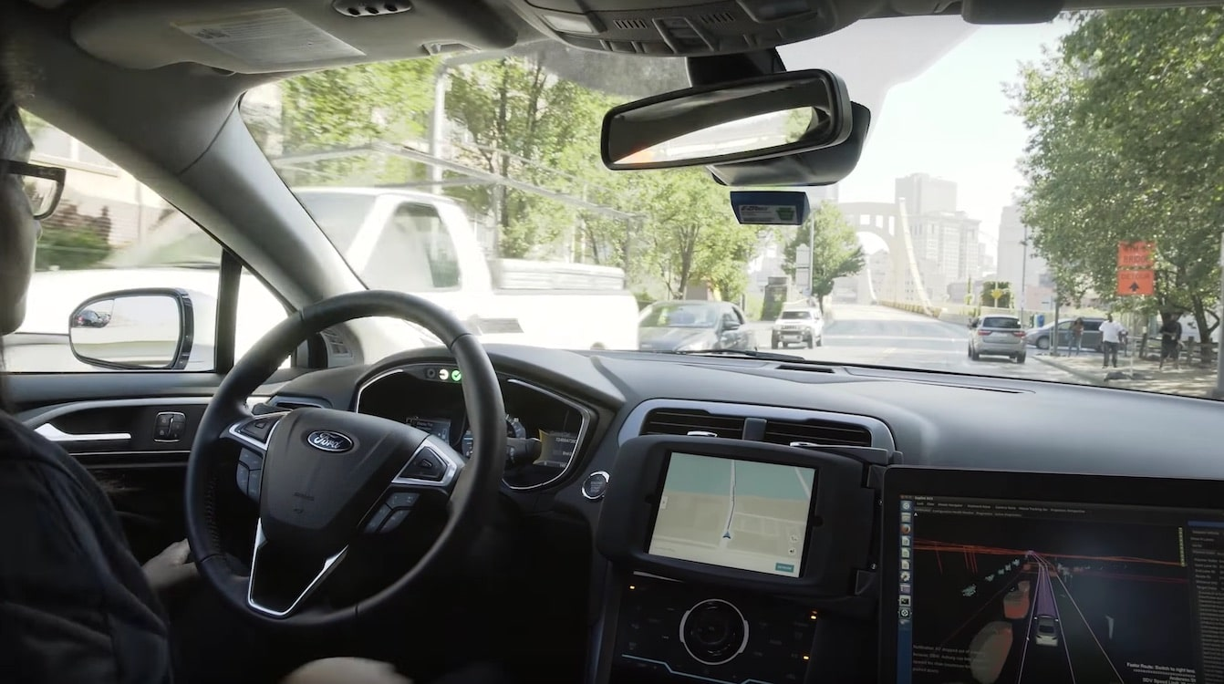 uber unleashes driverless test fleet in pittsburgh. Black Bedroom Furniture Sets. Home Design Ideas