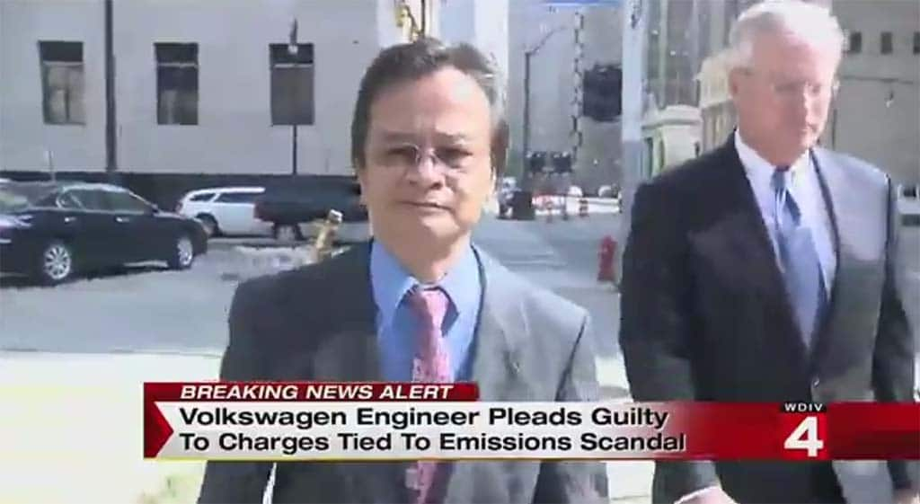 pleading guilty vw engineer  cooperate  diesel investigation thedetroitbureaucom