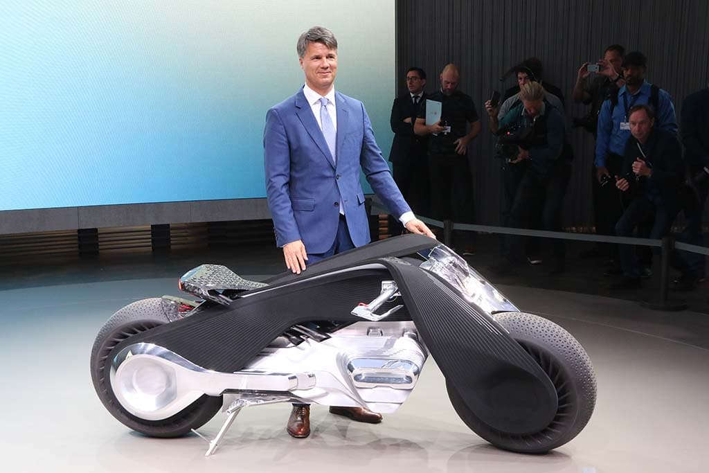 Bmw Ceo Targets Changes Reshaping Company Industry The Detroit Bureau