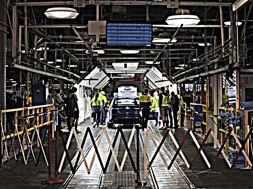 Ford the Latest to Abandon Australian Manufacturing - The ...