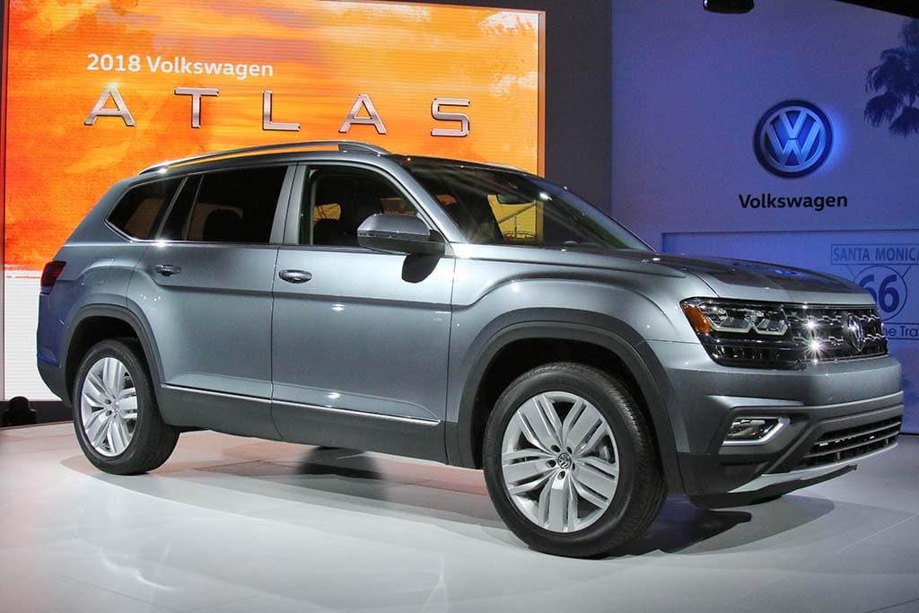 Heavy Lifter: Much Riding on New Volkswagen Atlas