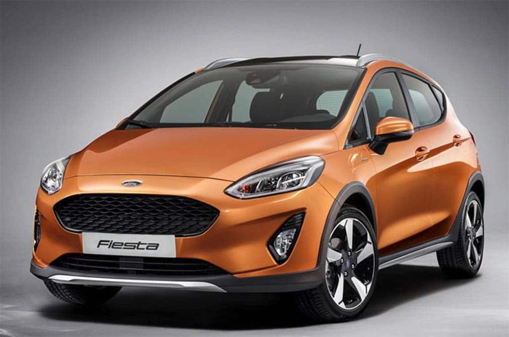 Ford Looking to Crossover With New Fiesta