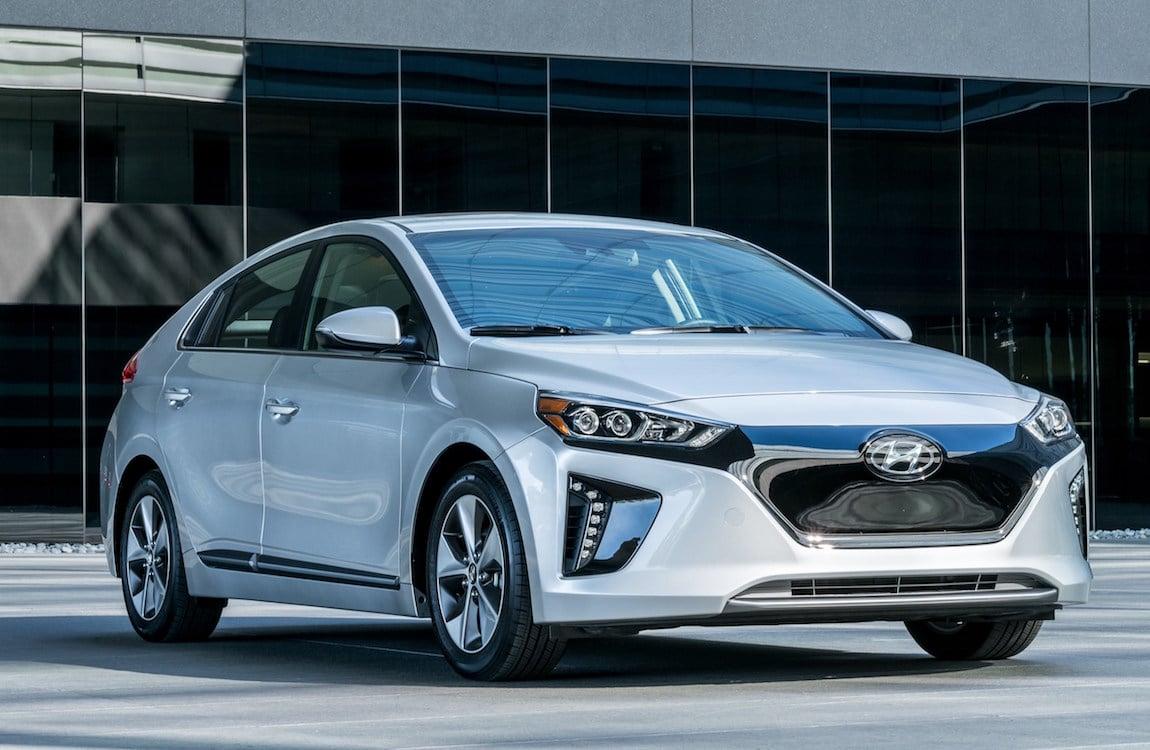 Hyundai Belatedly Plugging In