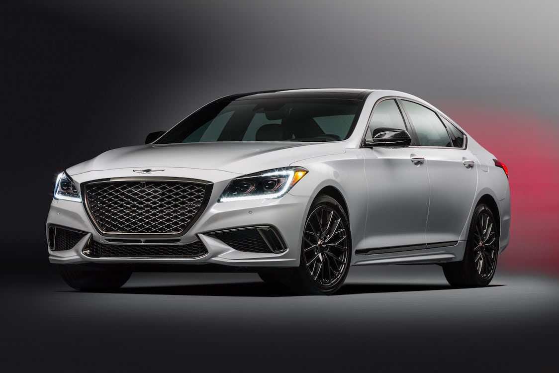 Another Automaker Abandons the V-8
