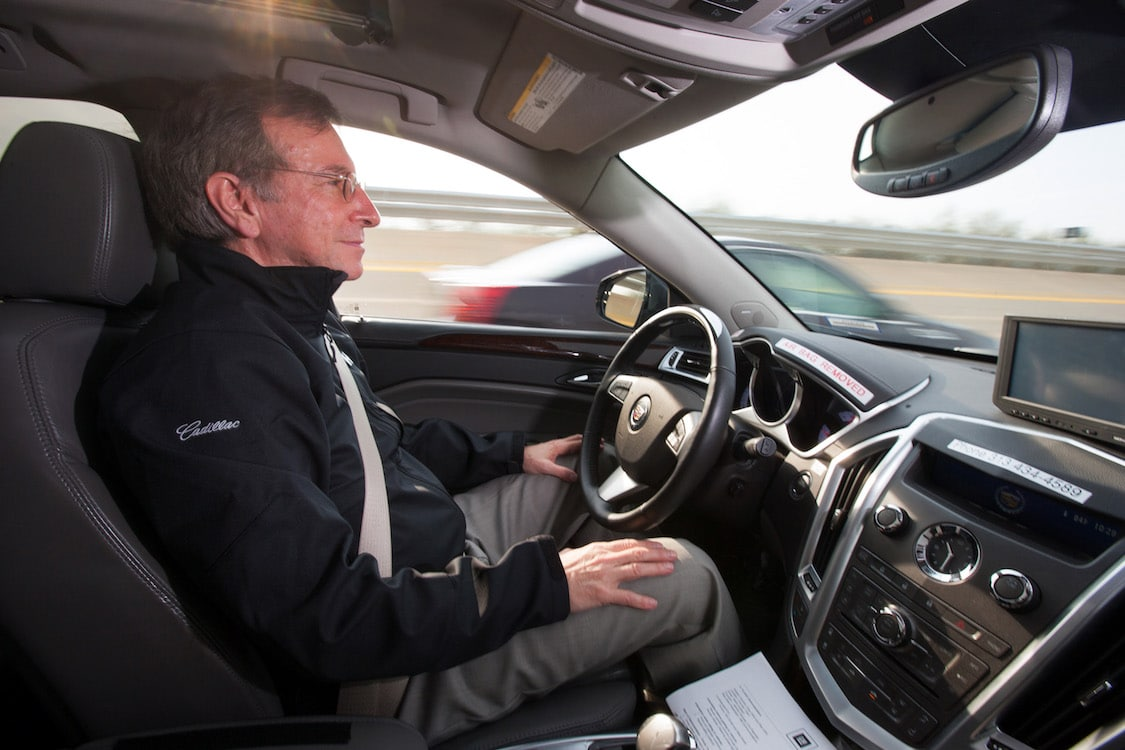Drivers Think Autonomous Vehicles will End Distracted