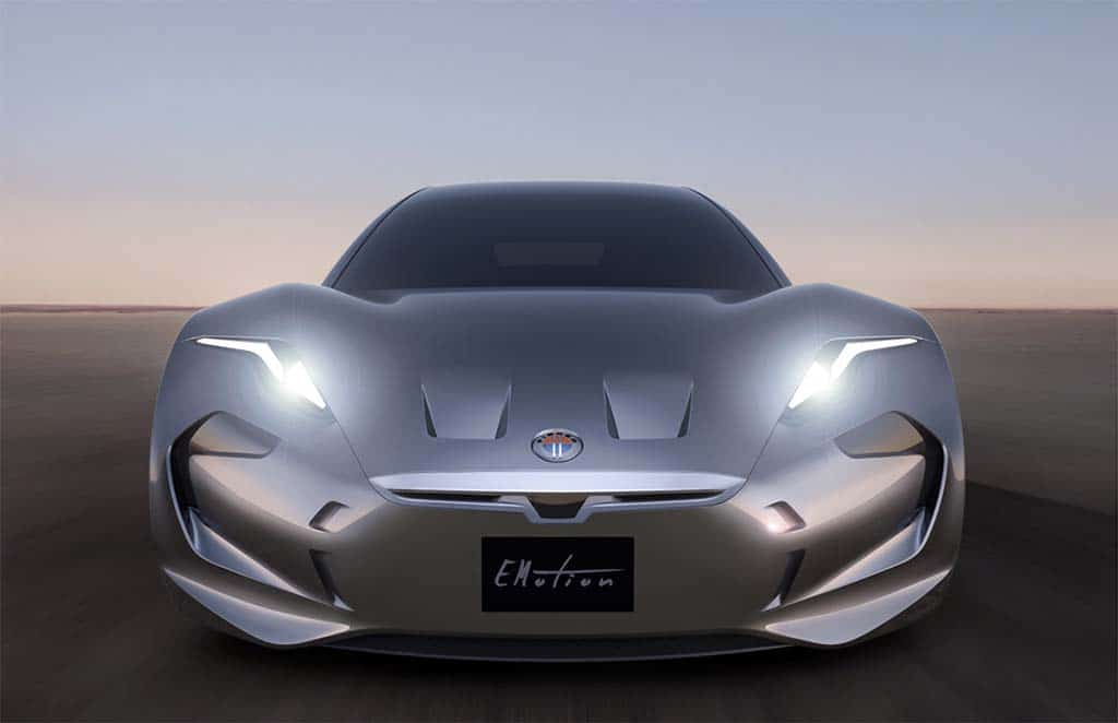 Fisker Changes Direction With EMotion Battery Car | TheDetroitBureau com