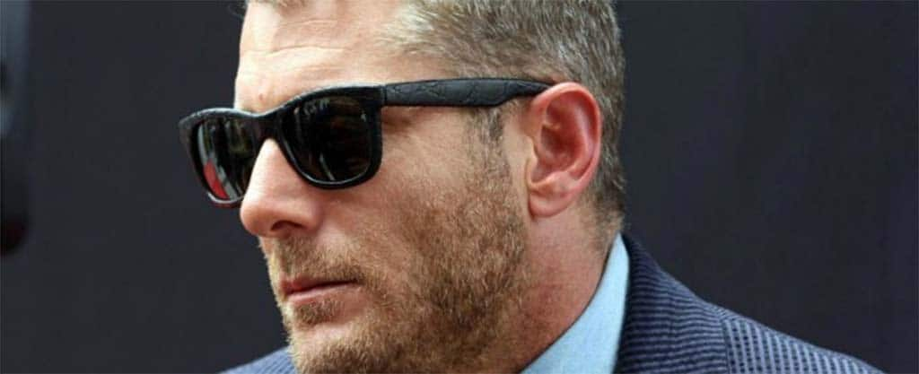 Fiat heir arrested charged with faking own kidnapping for Lapo elkann glasses