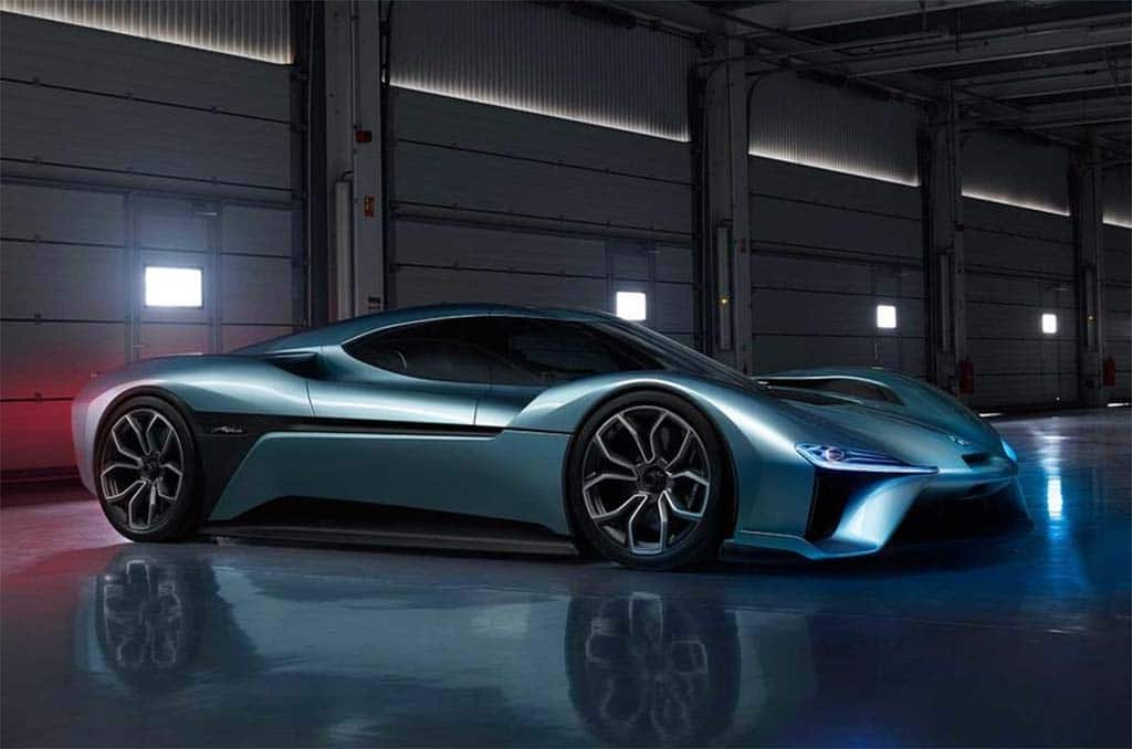 This Car, From a Brand You've Never Heard of, May Soon be One of the World's Fastest – and It's Electric