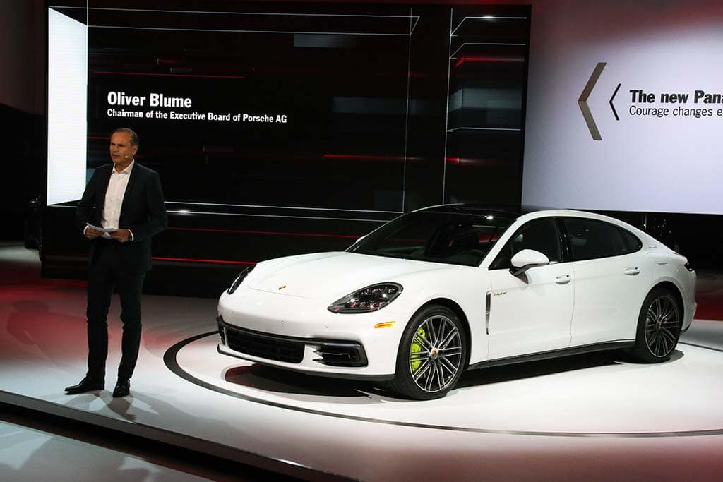 Porsche confirms the death of diesel