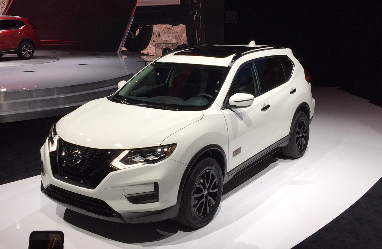 how to change started from nissan rogue