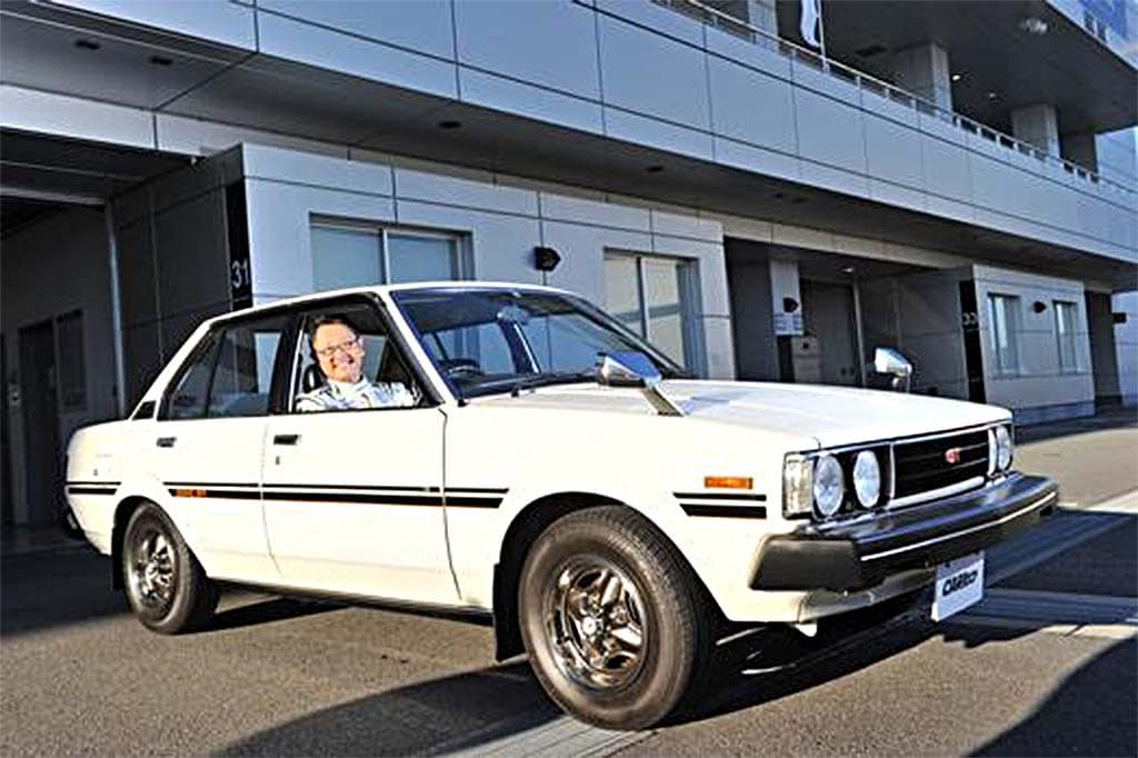 Still Number One Corolla Turns 50 Thedetroitbureau Com
