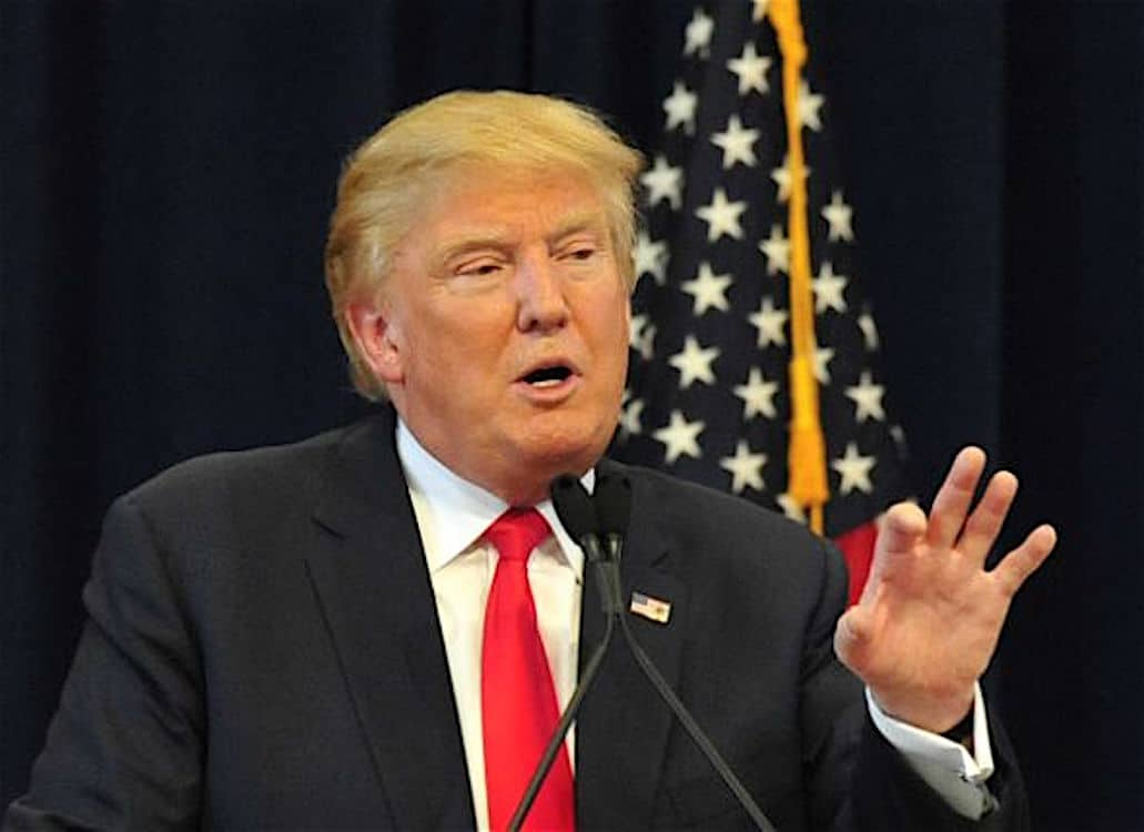 Trump Facing Latest Tough Choice: Oil or Corn
