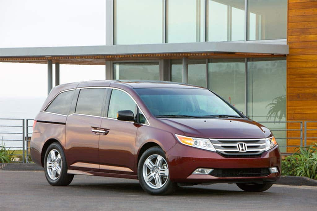 Seat Latches Prone to Fail, Honda Recalling Nearly 650,000 Minivans