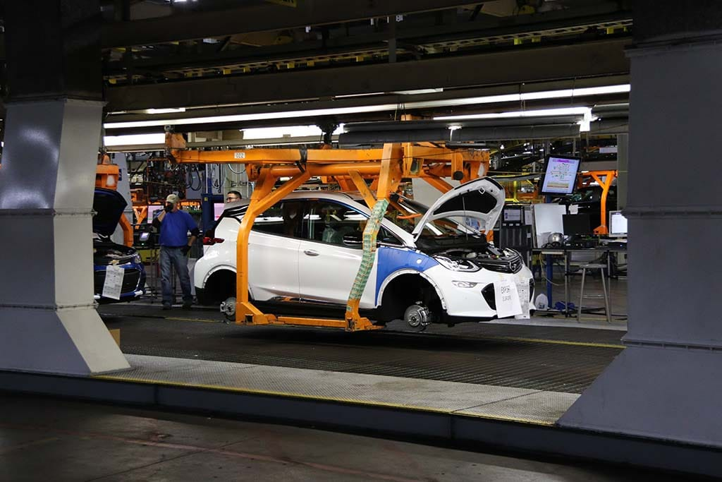 Gm Boosting Bolt Ev Production As Demand Surges Thedetroitbureau