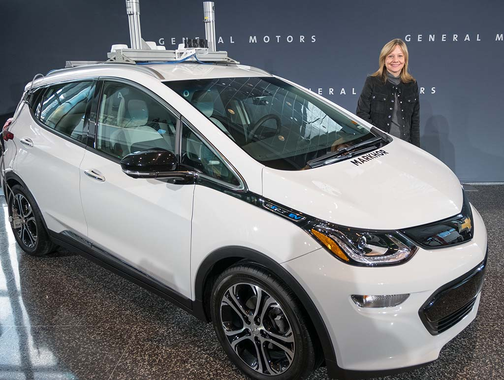 GM Increasing Bolt Production, Per Sustainability Report