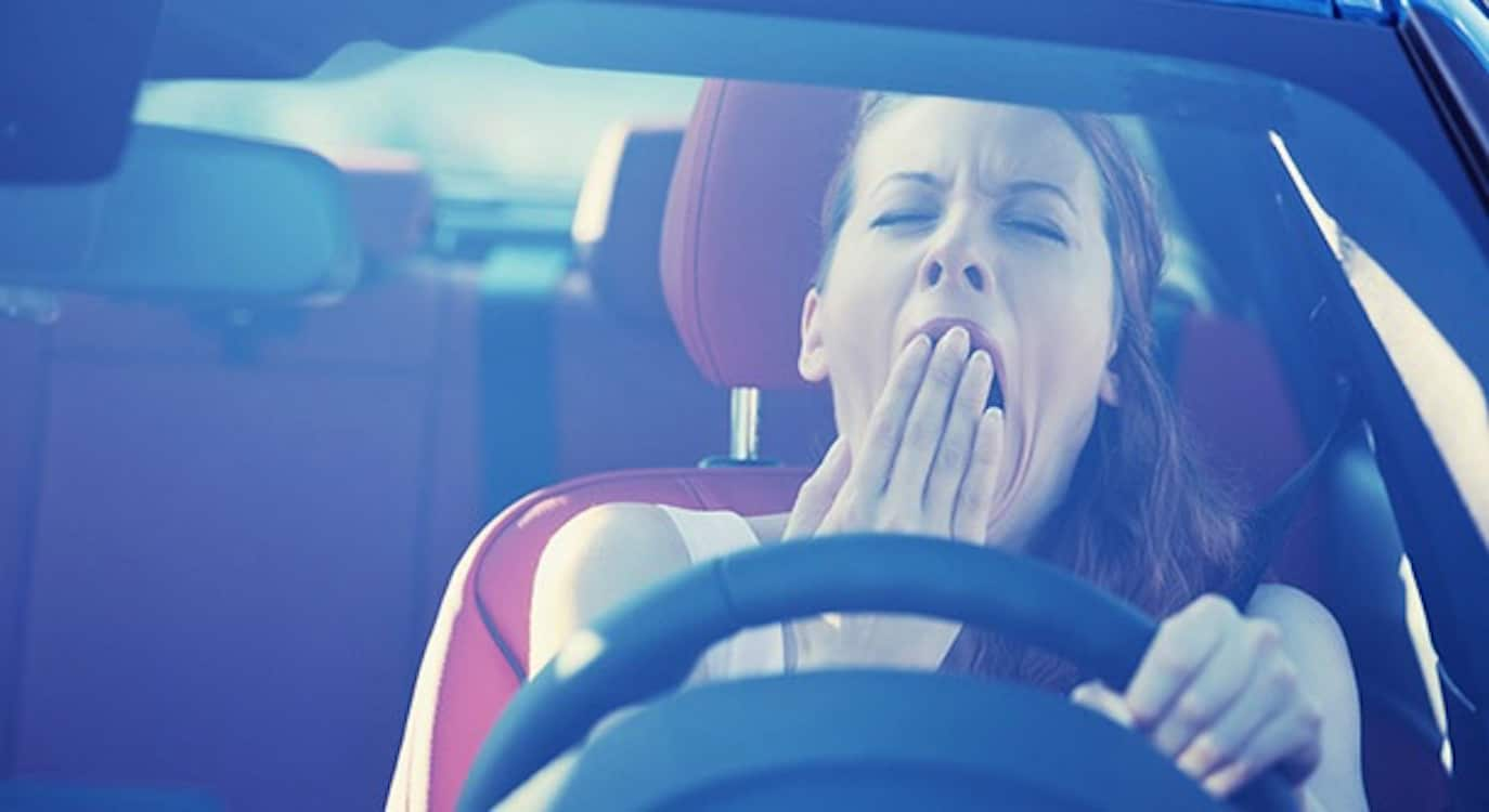 """an analysis of sleep deprived doctors dangerous behind the wheel As you become sleep deprived, groups of neurons in your brain, which send messages between your brain and body, may take short breaks where they temporarily """"fall asleep,"""" van dongen says."""