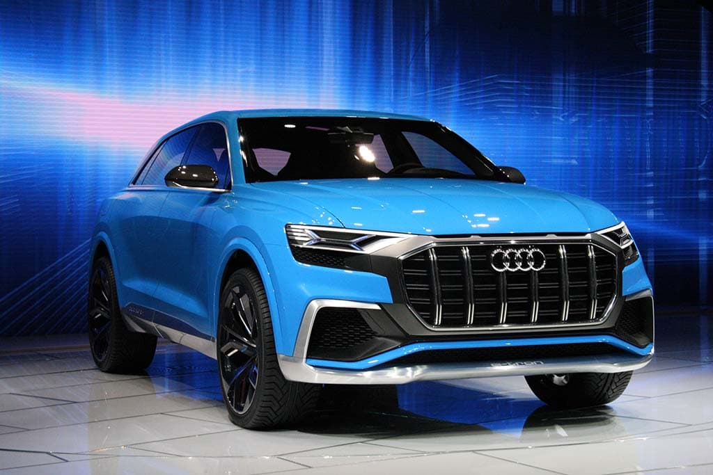 Audi Out: Follows Growing Group of Automakers Abandoning Detroit Auto Show