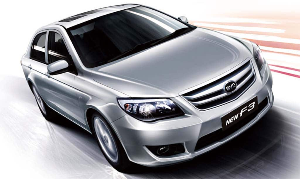 China's BYD Again Outlines Plans to Enter U S  Market