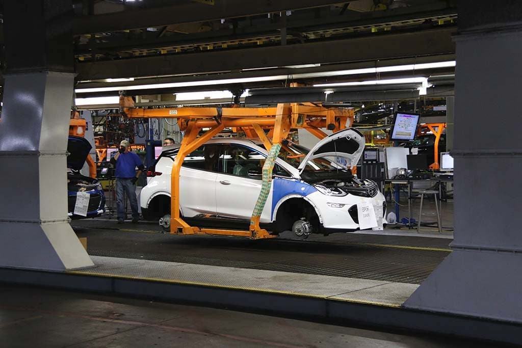 GM Getting the Weight Out with 3D Printing