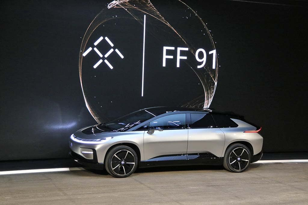 Faraday Future May Have a Future, After All