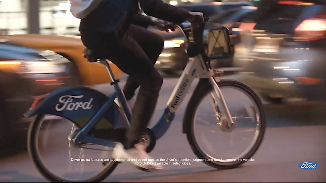 Ford Unveils Super Bowl Ad, Long-Term Commitment to Mobility