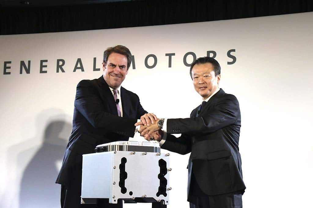 General Motors, Honda Strengthen Existing Partnership