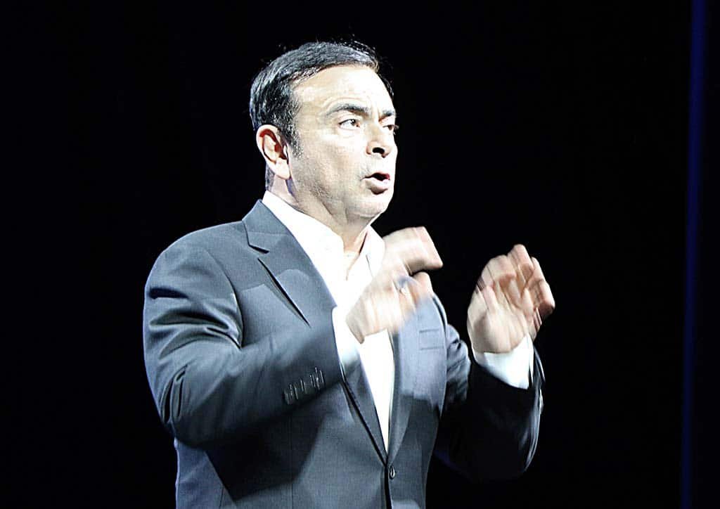 Ousted Nissan Boss Ghosn Ready to Tell His Story in Court