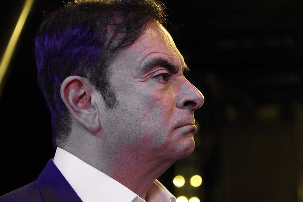 Amid Flurry of Lawsuits, Nissan Wants $91 Million from Former Boss Carlos Ghosn