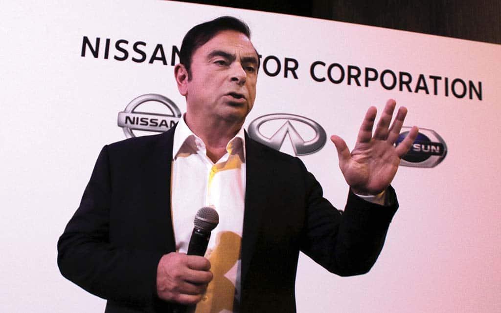 Renault-Nissan's Ghosn Raises Caution Flag for U.S. Auto Market