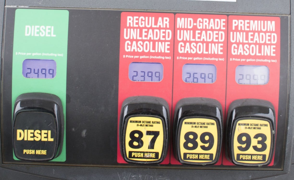 After Steady December Climb, Gasoline Prices Retreat in January