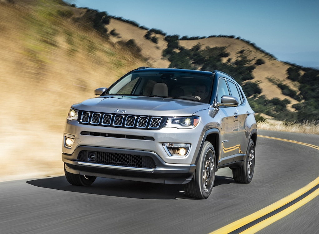 First Drive: 2017 Jeep Compass