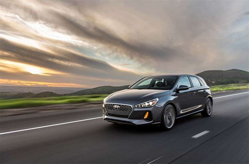 Hyundai Elantra GT video preview