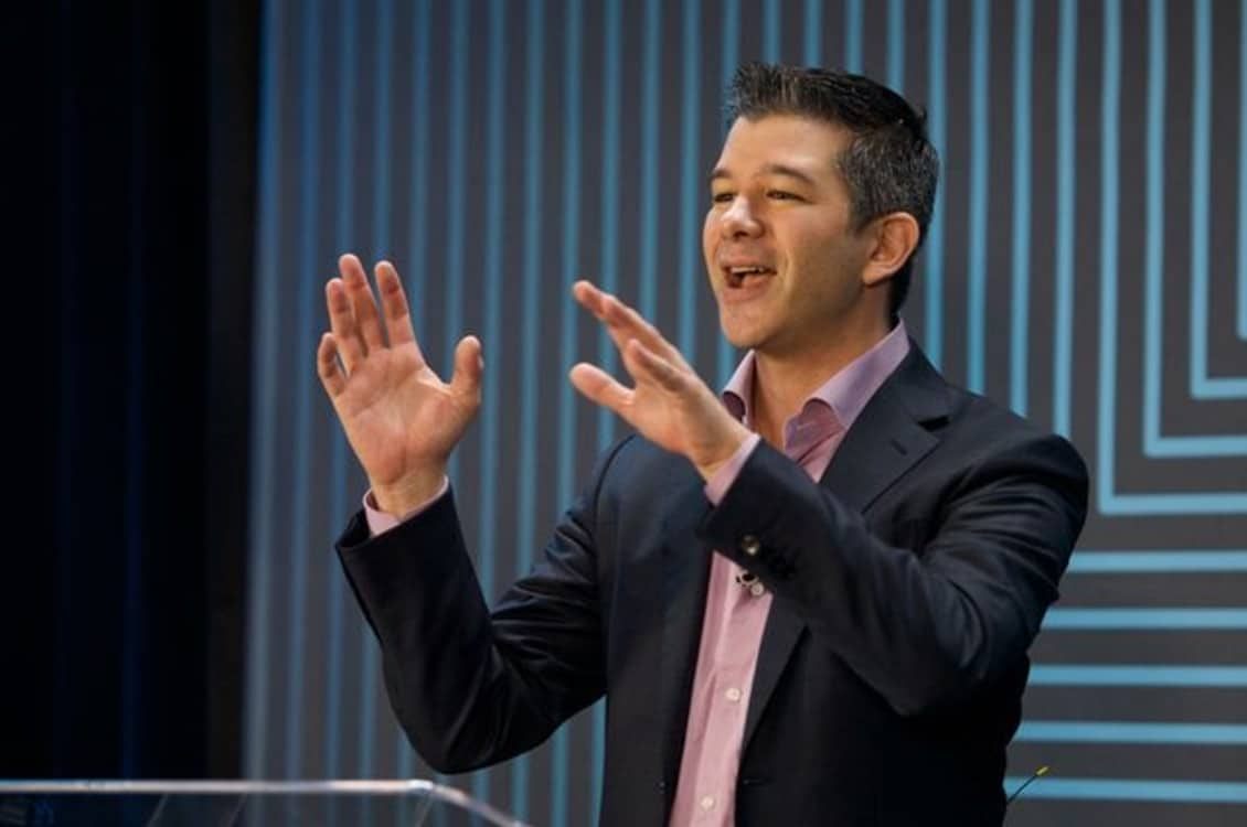 Former Uber CEO Kalanick Cashes in Previously Restricted Stock for $547M