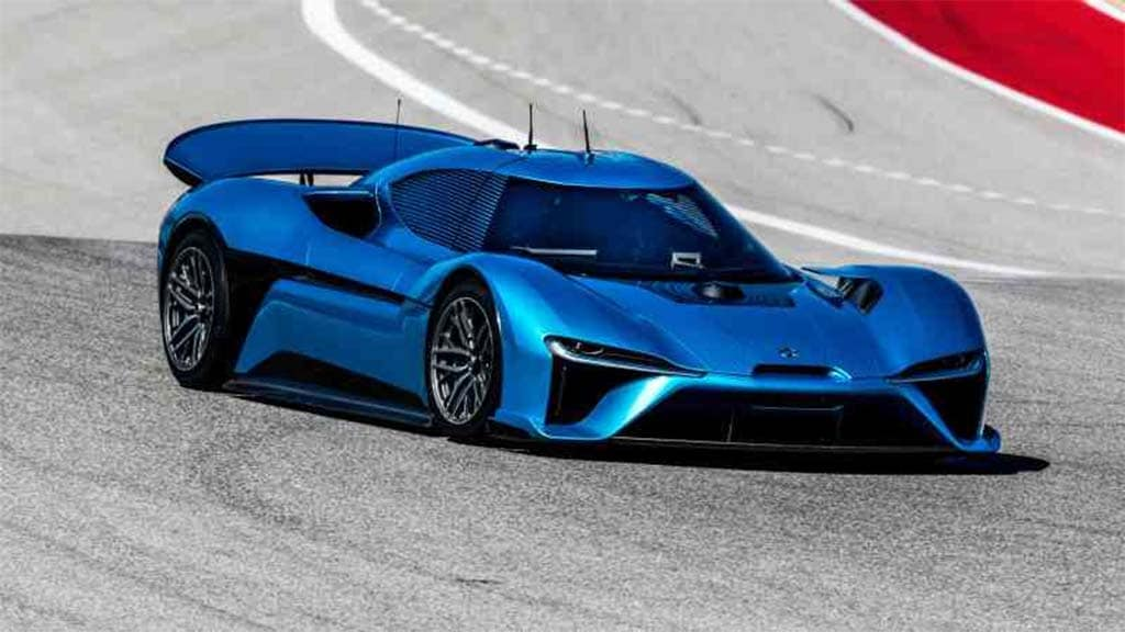 """EV Makers Compete for """"World's Fastest"""" Title"""