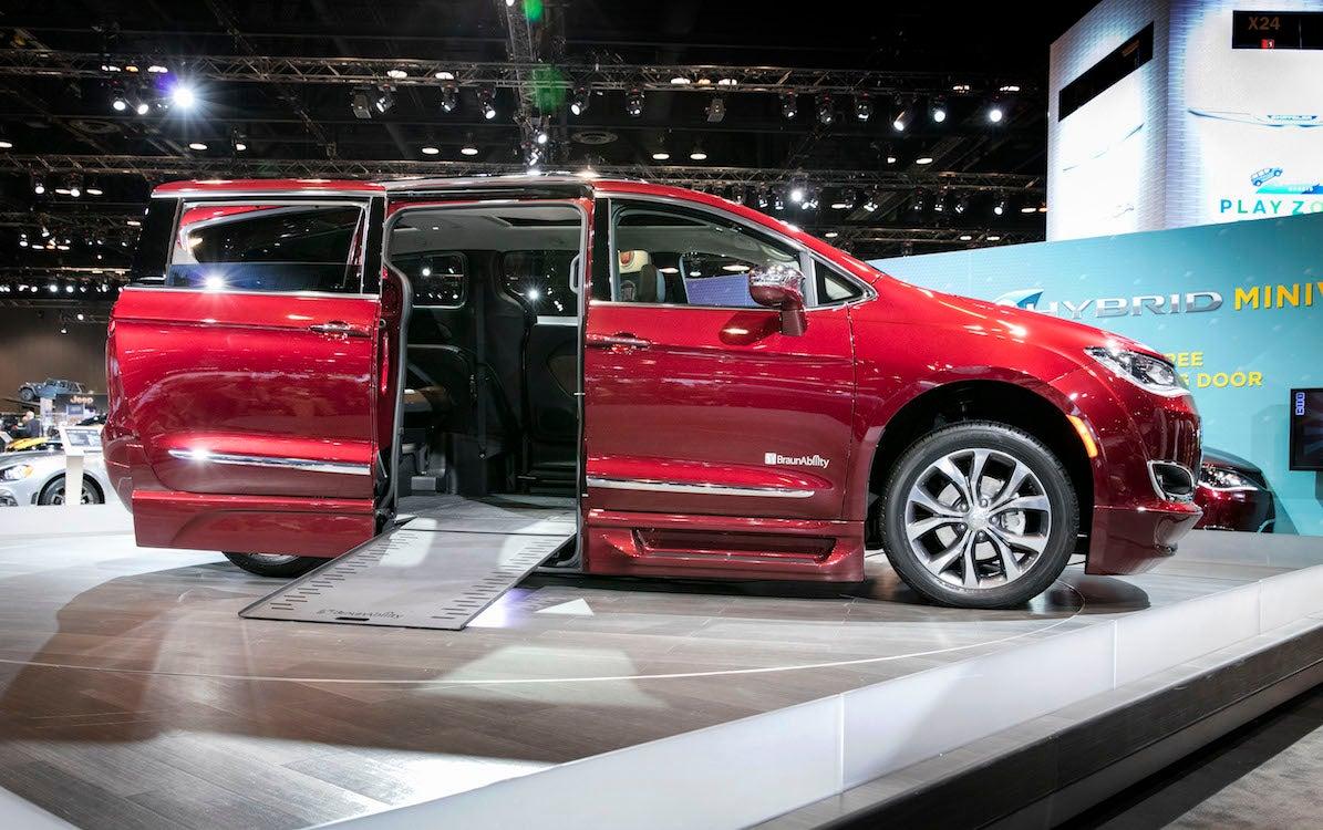 Fiat Chrysler, Braun Redefine Mobility | TheDetroitBureau.com