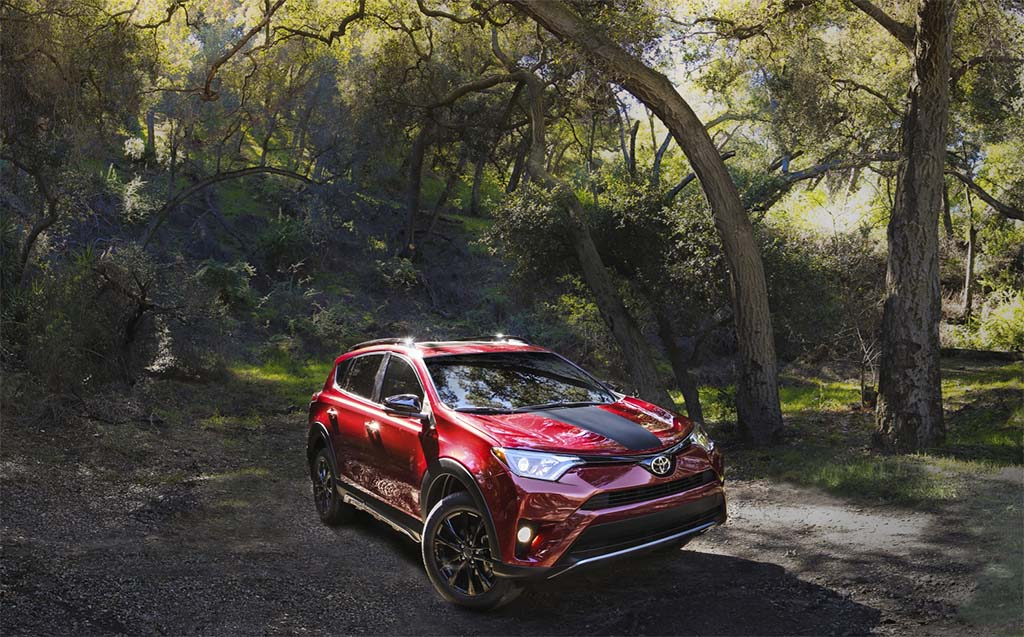 Toyota Rolls Out Sportier Tundra, Sequoia, RAV4 At Chicago Auto Show