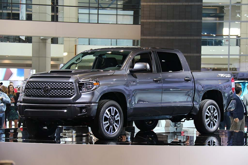 Toyota Preparing to Invest $398M in Texas Truck Plant