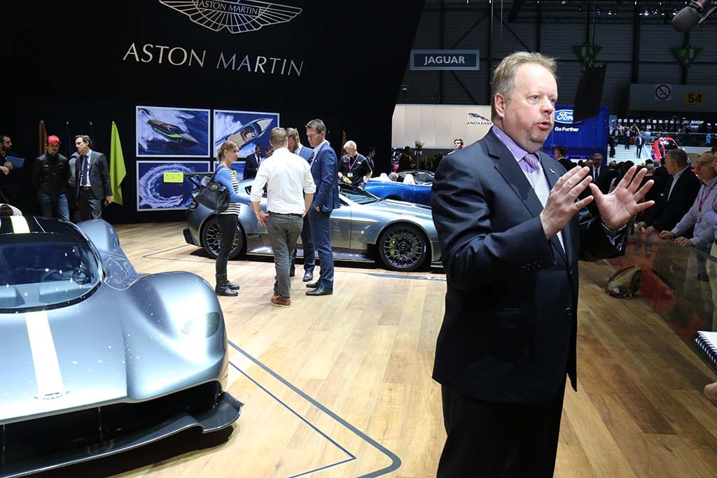 Bonded: Aston Martin, 007's Favorite Carmaker Planning IPO