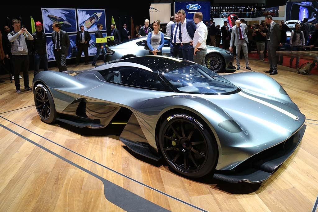 Aston Martin Delaying EVs, Lagonda Revival